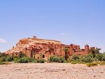 Ait Benhaddou Marocko Royaltyfri Fotografi