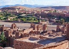 AIT Benhaddou, Marokko Stockfotografie