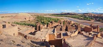 AIT Benhaddou, Marokko Stockfotos
