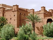 AIT Benhaddou (Marrocos) Imagem de Stock
