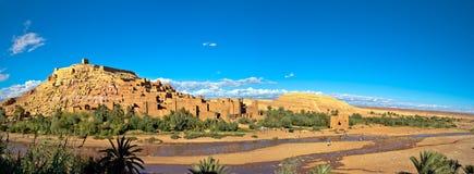 AIT Benhaddou, Marrocos Fotografia de Stock Royalty Free