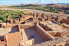 AIT Benhaddou, Marrocos Imagem de Stock Royalty Free