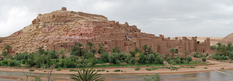 AIT Benhaddou (Marrocos) Foto de Stock