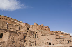AIT Benhaddou, Marrocos Fotos de Stock Royalty Free