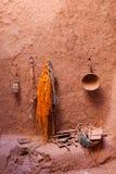 AIT Benhaddou, Marruecos Imagen de archivo