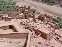 AIT Benhaddou, Marruecos imagen de archivo libre de regalías