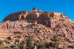 AIT Benhaddou, Marruecos Fotografía de archivo libre de regalías
