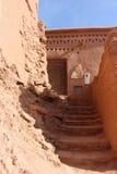 Ait Benhaddou, Morocca Afrika Royalty-vrije Stock Afbeeldingen