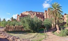 Ait Benhaddou, Morocco Royalty Free Stock Image
