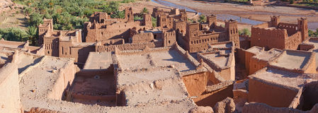 Ait Benhaddou, Morocco stock images