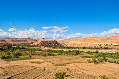 Ait Benhaddou, Morocco Royalty Free Stock Photos