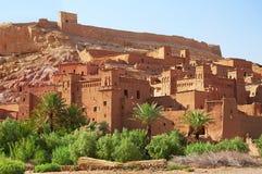 ait-benhaddou morocco Arkivbilder