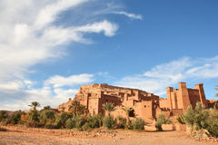 Ait Benhaddou, Morocco Stock Photography
