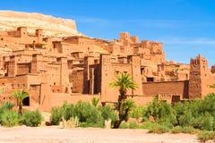 Ait Benhaddou, Ouarzazate, Marrocos Fotos de Stock
