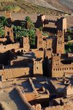Ait Benhaddou, Souss-Massa-Drâa, Maroc photo libre de droits