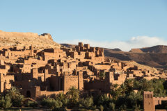 Ait Benhaddou Stock Images