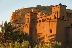 Ait Benhouddou kashba, Μαρόκο Στοκ εικόνες με δικαίωμα ελεύθερης χρήσης