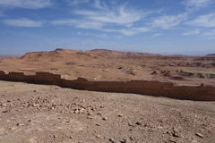 Город Ait Бен Haddou в Марокко Стоковое Фото