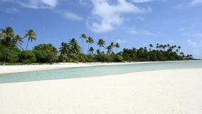 Aitutaki Lagoon Cook Islands Stock Images