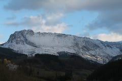 Aitzkorrigane Mendia, Orozko ( Basque Country ). Mount Aitzkorrigane in Orozko, Bizkaia (Basque Country Stock Photo