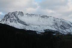 Aitzkorrigane Mendia, Orozko ( Basque Country ). Mount Aitzkorrigane in Orozko, Bizkaia (Basque Country Stock Images