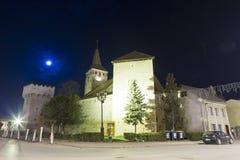 Aiud fortress Royalty Free Stock Photos