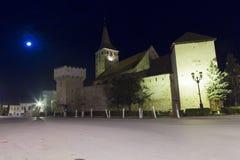 Aiud fortress Royalty Free Stock Photo