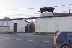 Aiud penitentiary Royalty Free Stock Photo
