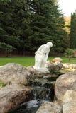Aivazovsky park in Partenite, Crimea Stock Photo
