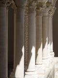 Aix大教堂,法国 免版税库存图片