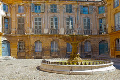 Aix-en-Provence Royalty Free Stock Photography