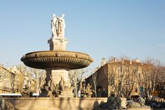 Aix-en-provence #61 Royalty Free Stock Photos