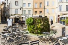 Aix en Provence Arkivfoton