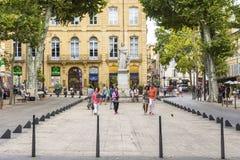 Aix en Provence Arkivbilder