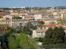 Aix en provence. City, france Royalty Free Stock Images