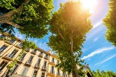 Aix-en-Provence em França Fotografia de Stock