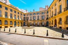 Aix-en-Provence em França Foto de Stock