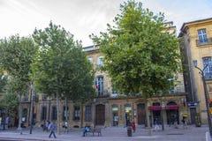 Aix-en-Provence, França Fotografia de Stock Royalty Free