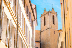 Aix-en-Provence in France Royalty Free Stock Photo