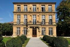 Aix-en-provence Frankrike - Oktober 18, 2017: främre sikt av pet Fotografering för Bildbyråer
