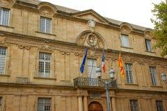 Aix en Provence Historical Stock Image