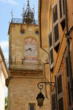 Aix en Provence History Royalty Free Stock Photography