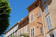 Aix en provence (south of France) Stock Photo