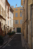 Aix en provence (south of France) Royalty Free Stock Photography