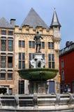 Aix-la-Chapelle Fotografia de Stock