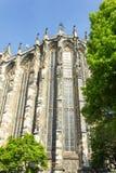 Aix-la-Chapelle má Foto de Stock