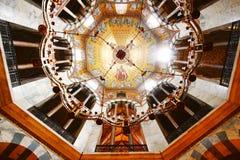 Aix-la-Chapelle Pfalzkapelle Imagem de Stock