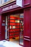 Aix vermelho Fotografia de Stock Royalty Free