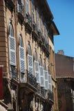 aixen france södra provence fotografering för bildbyråer