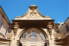aixen france södra provence royaltyfria foton